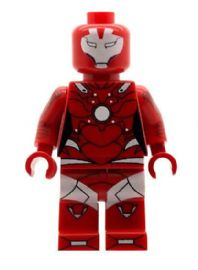 Pepper Potts as Rescue From Ironman (Iron Man) - Custom Designed Minifigure